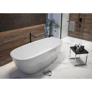 DIVA baignoire ilot en béton minéral