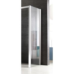 JAZZ+ Paroi fixe douche fermée pour montage avec porte