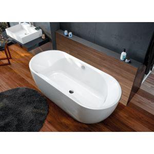 SELENA baignoire acrylique monobloc en ilot