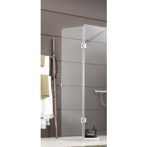 Panneau mobile pour montage avec paroi douche ouverte DJANGO