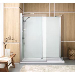 Espace de douche ouvert BIEN-ETRE version CONFORT