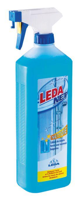 LEDANET produit d'entretien de vitrage